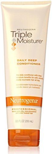 Neutrogena Triple Moisture Daily Deep Conditioner, 8.5 Fluid Ounce - 12 per case. ()