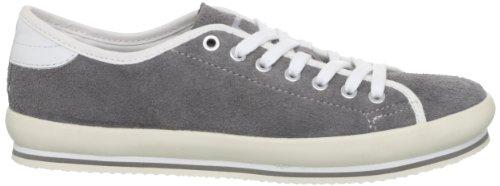 D.A.T.E. Zapatos Mujer (Date) 36 EU Sneakers Gris Gamuza AP558