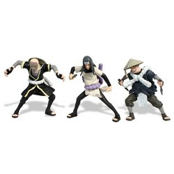 Naruto: Orochimaru and Grass Ninjas 3-Pack