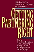 Getting Partnering Right