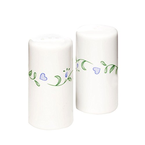 Corelle Country Cottage Salt and Pepper Shakers