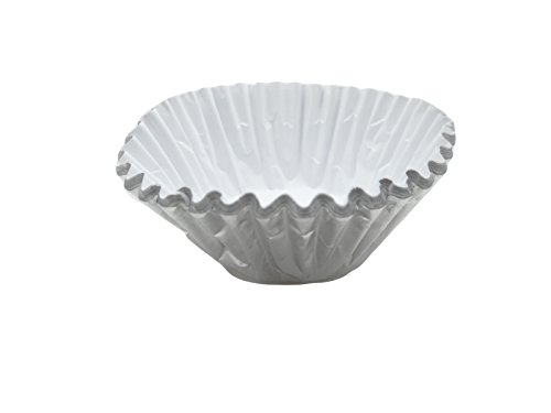 Aluminum Foil Cupcake Within White paper baking cups, Pack of 50 -
