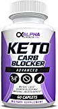 Keto Carb Blocker Weight Loss - Supplements for Women & Men - Diet Pills to Burn Fat Fast - All-Natural Ingredients - 60 Caplets