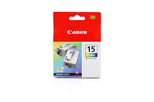 Canon I 80 -Original Canon 8191A002 / BCI-15C - Color Ink Cartridge -100 pages
