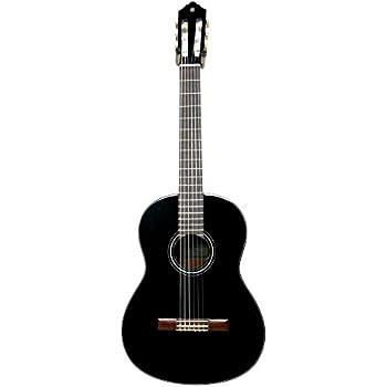 Yamaha C40II BL Classical Guitar Limited Edition Black