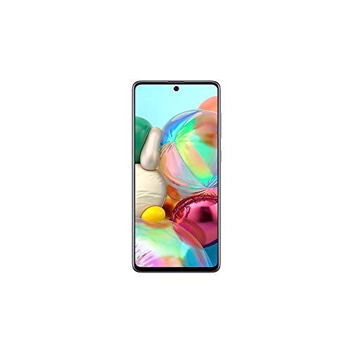 Celular Samsung Galaxy A71 128gb Câmera Quádrupla 64mp + 12mp + 5mp + 5mp - Preto