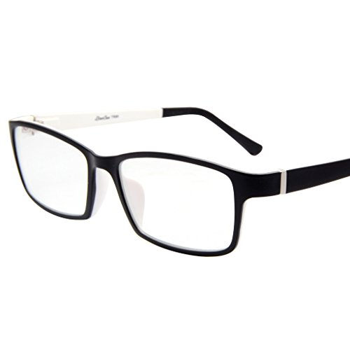 LIANSAN Womens Optical Glasses Mens TR Frames Non Prescription Eyeglasses TR8630 - To Buy Frames Where Hipster Glasses