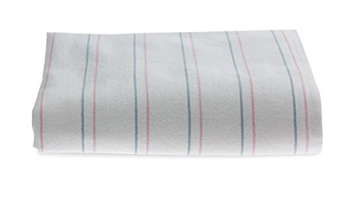 Hospital Receiving Blankets Cotton Candystripe