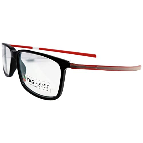 2426212c3e TAG Heuer 3451 Reflex Rectangle Prescription Rx Ready Eyeglasses Frames