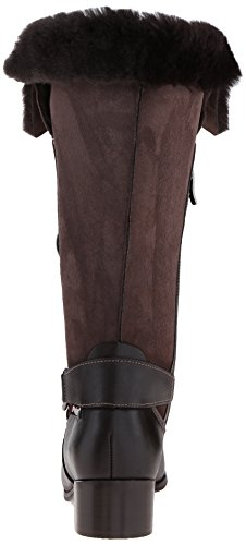 High Nappa Boots Kathryn Choco Dfs Knee Fashion Square Choco Pajar Suede TYxFqwXT0