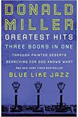 Donald Miller Greatest Hits (Three books in One) Hardcover