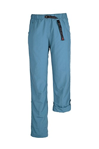 Pants Gramicci Women - Gramicci Womens Roll-Up G Pant 31, Vapor Blue - Size: MD