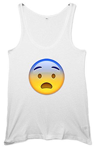 Minamo - Camiseta sin mangas - para mujer blanco