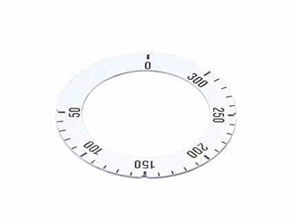mordaza Símbolo para termostato 50 - 300 °C T. Max 300 °C plata ...