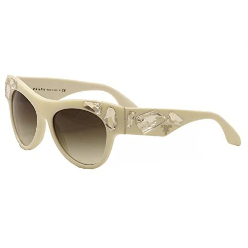 f841ad3a199977 on sale Prada VOICE PR22QS SMN0A7 Sunglasses - fortalezaeng.com.br