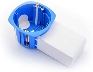 Caja de empotrar con compartimento para micromódulo, versión equipo: BLM: Amazon.es: Bricolaje y herramientas