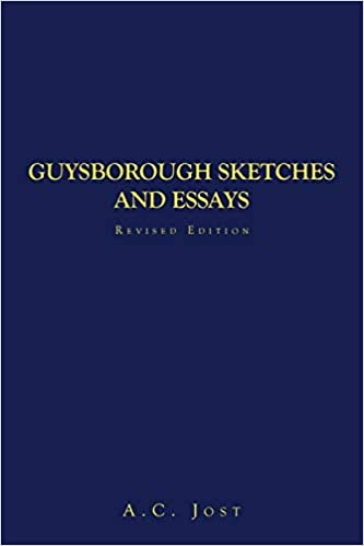 guysborough sketches and essays