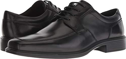 ECCO Men's Minneapolis Apron Toe Tie Oxford, Black, 42 M EU (8-8.5 ()