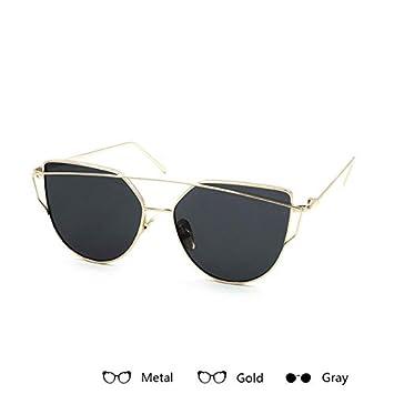 b106b711464 BranXin - Luxury Fashion Brand Sunglasses For Women Glasses Cateye  Sunglasses Anti-Reflective Lens Rose