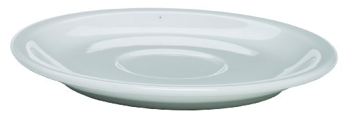 Rattleware Coffee House Collection Saucer for 6 and 8 ounce cup, 5 3/4