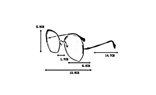 Lunettes amp;lunettes x999 Sans Coupe Protection amp; Mode C Lym couleur A De Soleil Uv Cadre CwxIUWq5