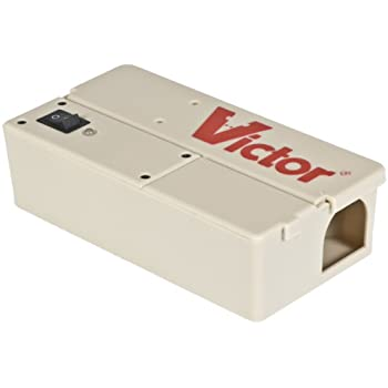 Victor Professional Electronic Mouse Trap - Kills up to 3 Mice per Setting - M250PRO