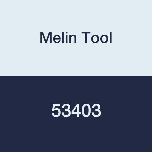 100mm Overall Length Melin Tool EMG35-M-M Carbide Square Nose End Mill Metric AlTiN Monolayer Finish 18mm Cutting Diameter 3 Flutes 18mm Shank Diameter 35 Deg Helix