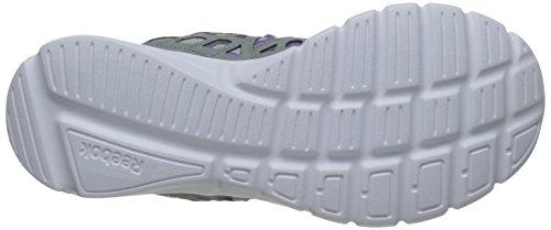 Orchid White Steel Grey Shoe Reebok Glow Lush Rise Running Speed Women's Citrus Flat Xw7xUq4zSx