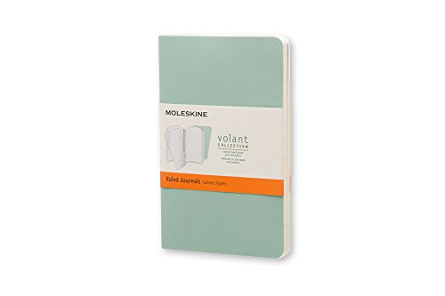 - Moleskine Volant Journal, Soft Cover, Pocket (3.5