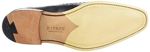 Scarpe Barker Woody Calf Uomo Stringate Derby Black black gwRxB7q