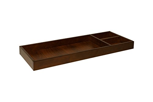 DaVinci Universal Wide Removable Changing Tray , Espresso