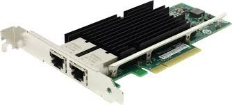 Sonnet for Intel X540-T2, 10GBE Converged Network Adapter, Copper Dual RJ45