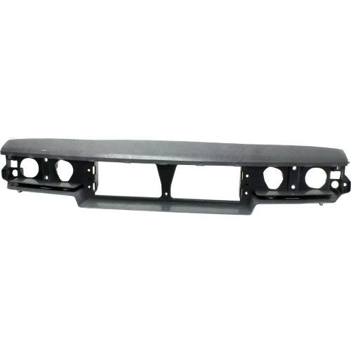 Header Panel Compatible with MERCURY GRAND MARQUIS 1992-1994 Complete Thermoplastic and Fiberglass