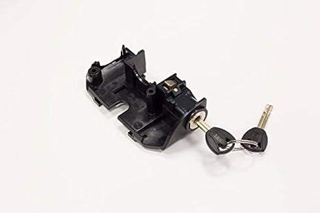 Bosch Abus Color Negro y Plateado Bater/ía de Cilindro de Cierre