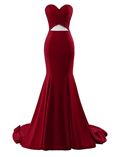 cut out prom dresses - 4