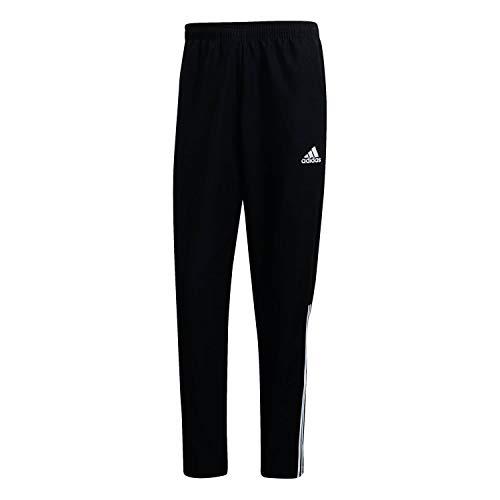 Pnt Regi18 Wov Adidas Uomo Pantaloni Bianco Nero PwqU1H7B