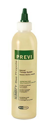 (Iden Bee Propolis Scalp Therapy Previ Scalp Cleansing Emulsion 237ml by Iden Bee Propolis)