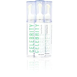 Celebrity Secret Topical Face Lift-Instant Face Lift Serum-Eye Lift-Tighten Skin-Face Lift-Face Cream-Wrinkle Filler-Winkle Creams-Younger, Healthier Complexion-Works in Minutes!(10ML)(1Bottle)