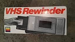 GEMINI VHS rewinder, Saves Wear on VCR Heads and Motor