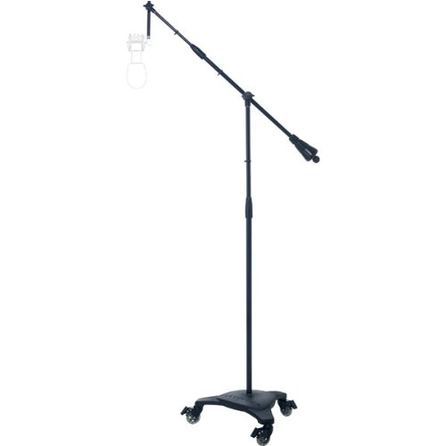 (Ultimate Support ULTIMATE Studio Series Microphone Boom Stand w/Adjustable Counter Weight MC125 )