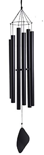 Music of the Spheres - Quartal Tenor, Wind Chime, Handcrafted, Precision Tuned, Weather-resistant, 60""