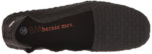 Mev Mujer Bernie Flat Black Demure d5XFqv