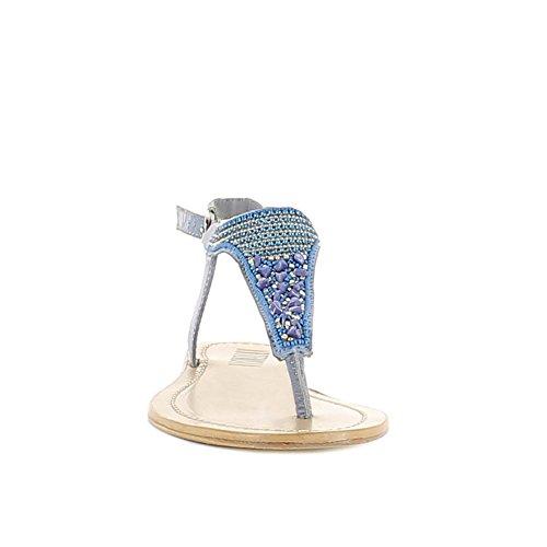 Artemisia, Danae, Sandalias Mujer Azul