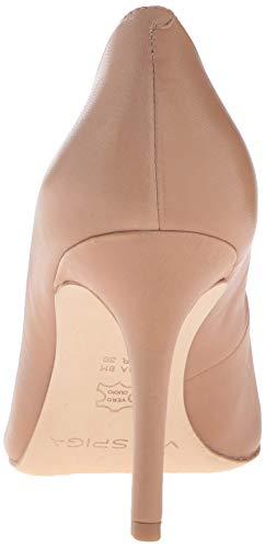 Carola Pump Women's Spiga Dress Via Nude Nappa qwEP4WIF