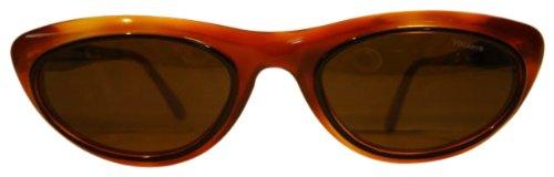 Vogart/Gafas de sol/127/pulido acrílico color ámbar ...