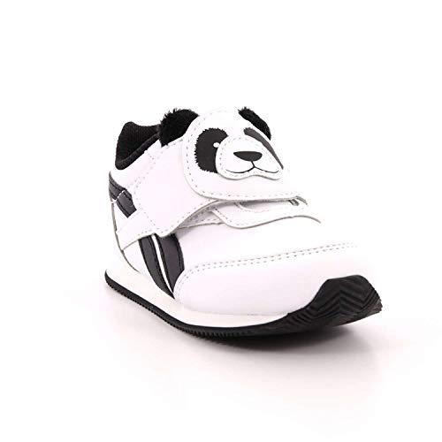 Kc Uomo 2 Scarpe 000 Cljog black white Multicolore panda Fitness Royal Da Reebok EqZx0twIx
