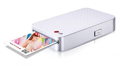 LG Pocket Photo PD 233 - Impresora fotográfica portátil ...