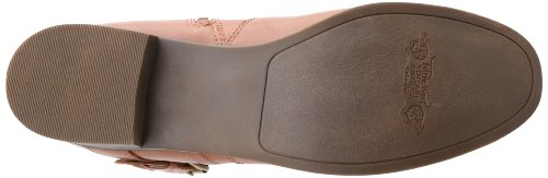 Nine West Sookie Damen Braun Rund Leder Gre Neu/Display EU 36,5