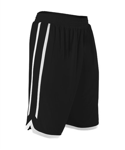 b80963c809e4af Amazon.com   Alleson Reversible Basketball Shorts - Youth   Sports ...