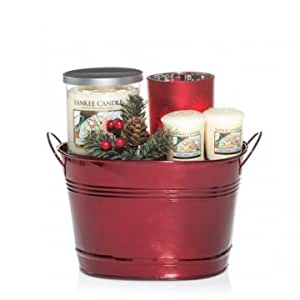 Yankee Candle Company Christmas Cookie Gift Basket